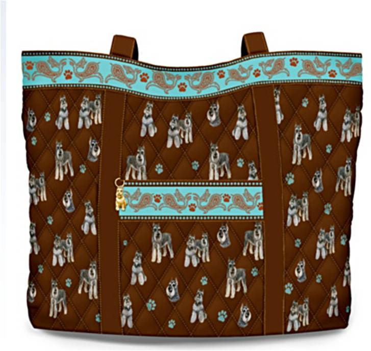 dog lovers gifts, tote