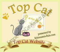 Cat Website Award