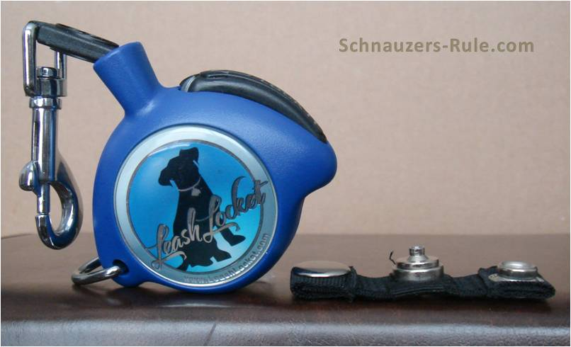 LeashLocket Retractable Dog Leash
