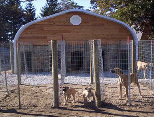 Woodworking homemade dog kennel plans PDF Free Download