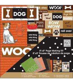 Dog Scrapbook