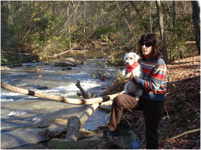 Shoals on Dog Trail