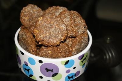 Oatmeal - Peanut Butter - Molasses Cookies