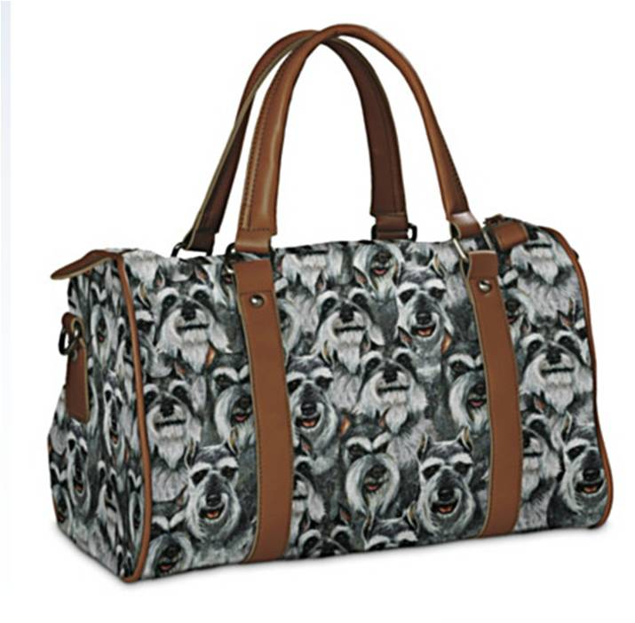 dog lovers gifts, satchel bag