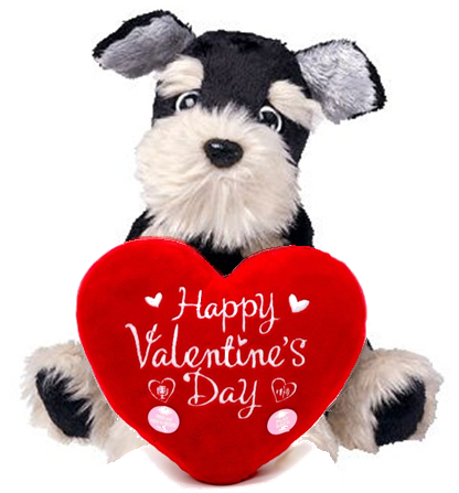 Puppy Dog Valentine Gifts amp Coloring