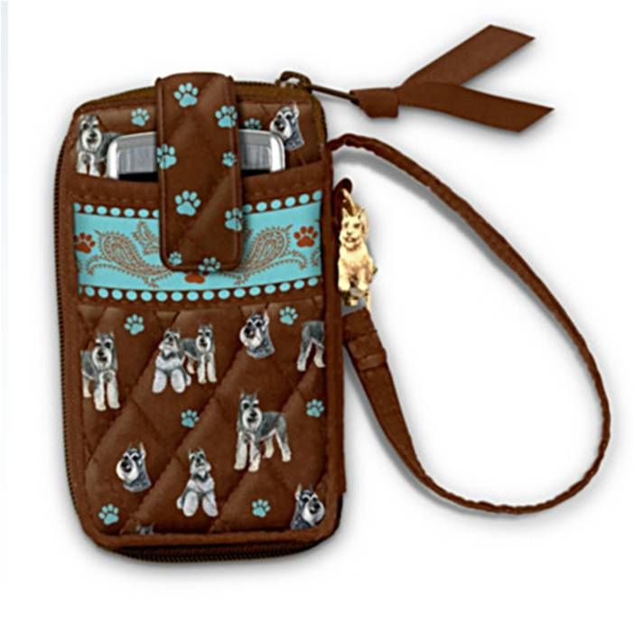 dog lovers gifts, wristlet