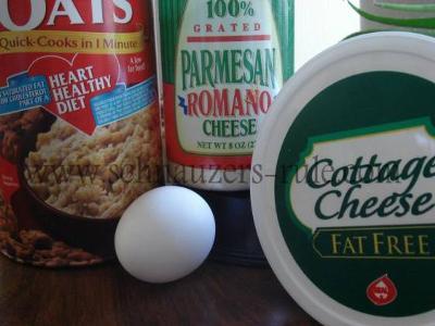 cheesy dog treats recipe ingredients