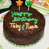 Puma & Tobys Birthday Cake - 1 Yr Old