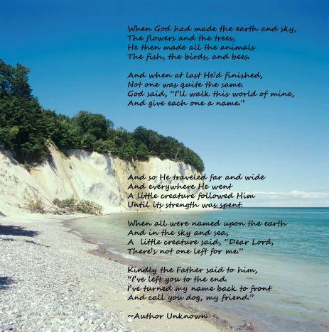 God and Dog Poem