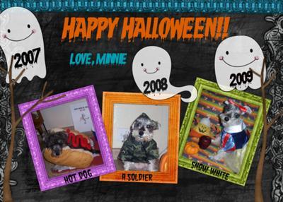 Minnie's Costumes: Hot Dog, Soldier, & Snow White